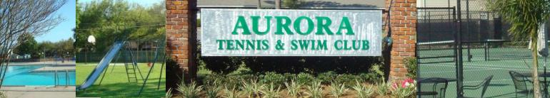 Aurora Country Club courts 1-3
